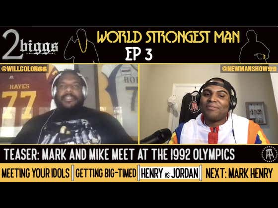 Mark Henry On WWE Diversity, Beefing With Jordan, The Rise Of The Rock And More - 2Biggs Podcast [FULL VIDEO]