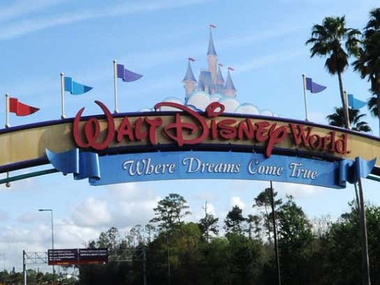 "Man Gets Caught Camping In Abandoned Disney World, Tells Police He ""Didn't Know He Couldn't Do That"""