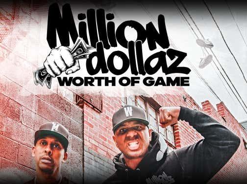 "FULL VIDEO MILLION DOLLAZ WORTH OF GAME EP:59 ""RATGOON"""