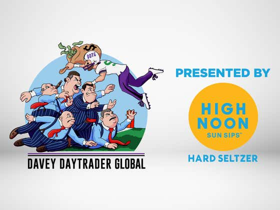 Davey Day Trader presented by High Noon Sun Sips - May 29, 2020