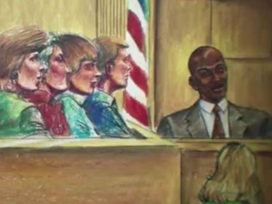 Still Can't Believe A Courtroom Sketch Artist Thinks This Is What MJ Looks Like