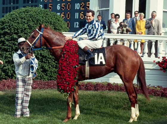 On this day 47 years ago, Secretariat wins the Kentucky Derby, posting the fastest time in Derby history