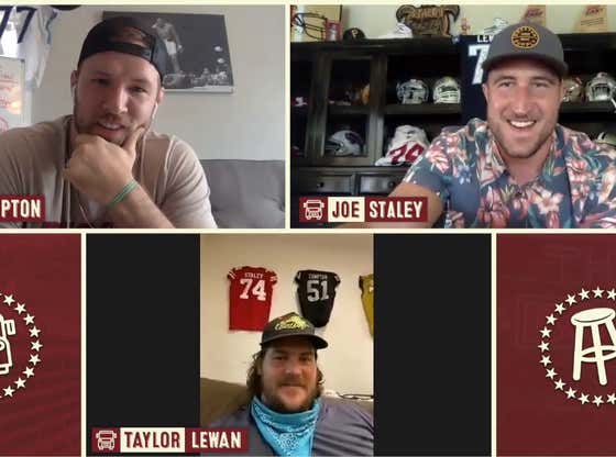 FULL VIDEO: Bussin' With The Boys - Joe Staley