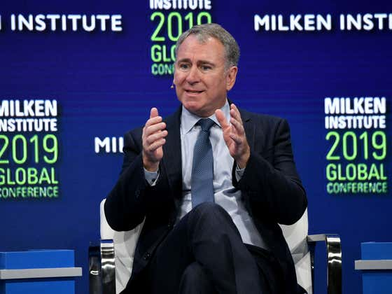 They Don't Call Him Ankle Spanker For Nothing. Ken Griffin Continues To Put On A Clinic In The Markets Despite The Economy Shitting The Bed