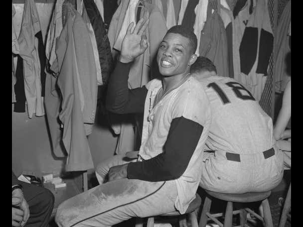 """In Honor of Willie Mays' 89th B-Day: A Poem Titled """"Say Hey"""" for Baseball Fans Everywhere"""