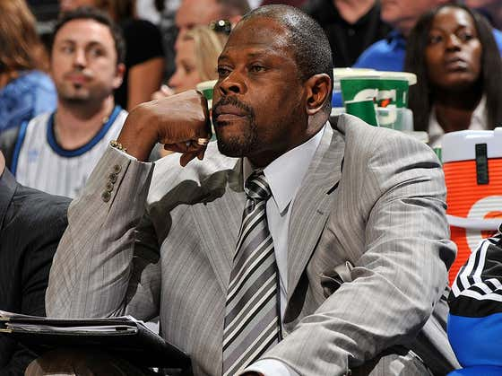 Whoever Stole Patrick Ewing's Gold Medals And NCAA Championship Ring Should Be Given The Death Penalty