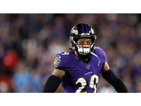 """Earl Thomas Kept His """"Incident"""" A Secret From The Ravens For Over Three Weeks"""