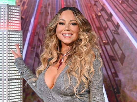"Mariah Carey's ""Lambily"" Has Declared War on the Minifans"