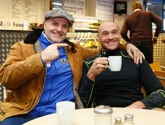 Tyson Fury's Dad Wants to Fight Mike Tyson, Irish Travelers, And A Gypsy Family