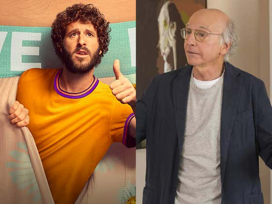 Lil Dicky's 'Dave' Stories Reminded 'Curb' Producer Of Larry David's Stories (Interview With 'Dave' Co-Creator)