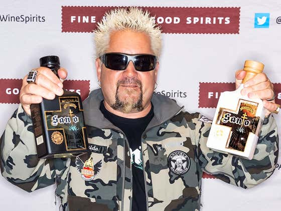 Guy Fieri Has Raised Over $20 Million For Out-Of-Work-Restaurant Staffers Like The Hero That He Is