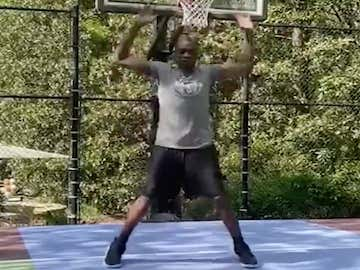 #StayPositive Saturday: If You Don't Smile During This Dikembe Mutombo Video, Your Soul Is Dead