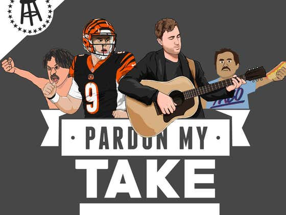 PMT: Joe Burrow, Musician Mike Posner, NFL Schedule Release + Mt Flushmore Of Minor Injuries
