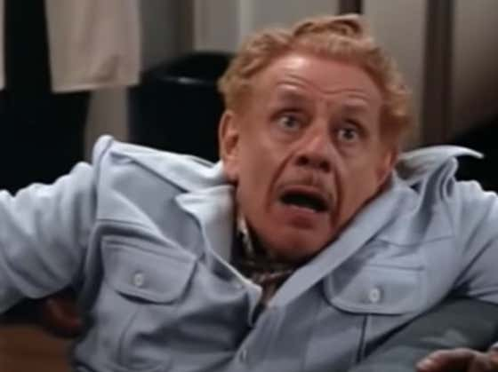 Jerry Stiller Outtakes Were All-Time Funny
