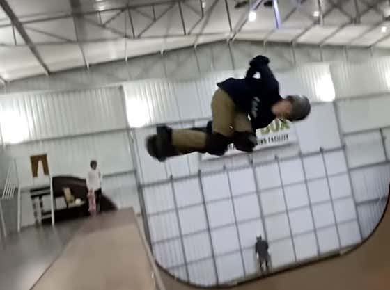 In Case You Aren't Terrified Enough Of Youths Already, Some 11-Year-Old In Brazil Just Landed The First Ever 1080 On A Skate Vert Ramp