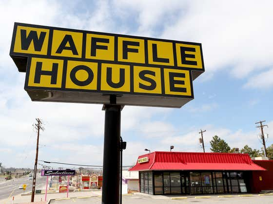 It Is An Absolute Shame That This Waffle House Waitress Pulled A Gun On Someone For Simply Ordering Some Cheesy Eggs