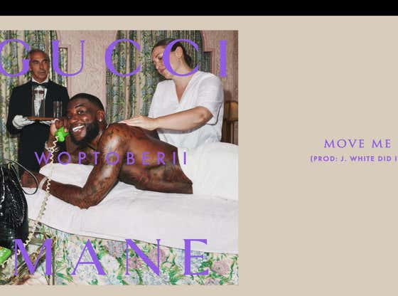 Wake Up With Gucci Mane's 'Move Me'
