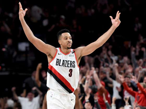 Wake Up With The Blazers/Nuggets 4OT Thriller