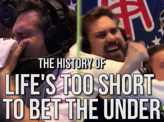 "Stool Slang Season 2 Episode 4: ""Life's Too Short to Bet the Under"""