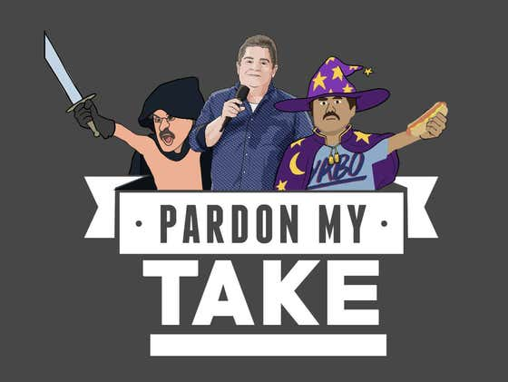 PMT: Patton Oswalt, We Start A Dungeons And Dragons Game, + Waffle House Fighting