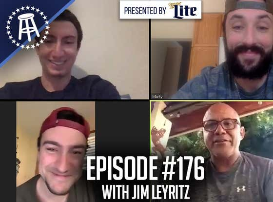 The Short Porch Episode 176: With Yankees World Series Hero Jim Leyritz