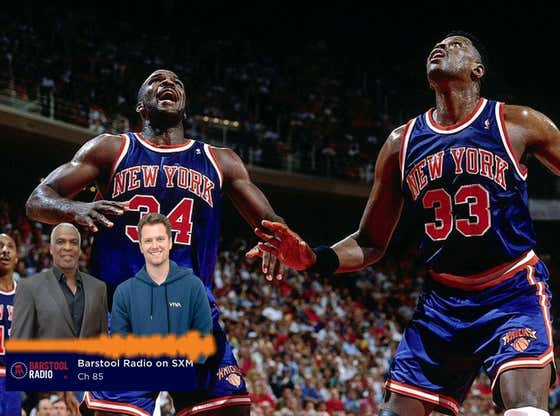 Charles Oakley Says He Doesn't Feel Safe Returning To Madison Square Garden, Blames Patrick Ewing For Losing To The Bulls