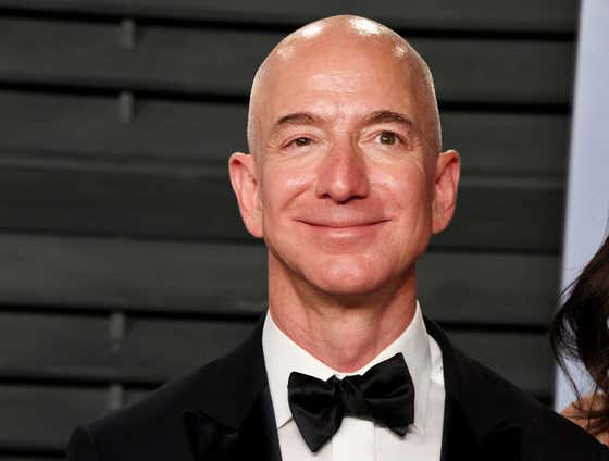 Company Predicts Jeff Bezos Will Become The World's First Trillionaire By The Year 2026