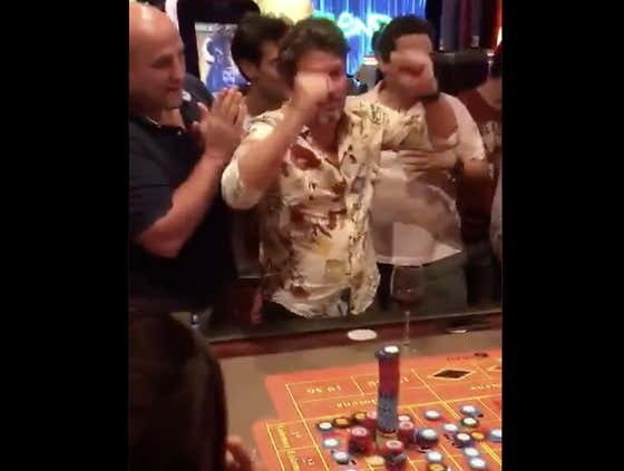 I'm Not Depressed I'm Just Watching This Guy Clear $3.5 Million On Roulette