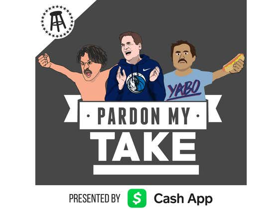 PMT: Mark Cuban, Mt Rushmore Of Life's Little Embarrassments + Ronnie Coleman