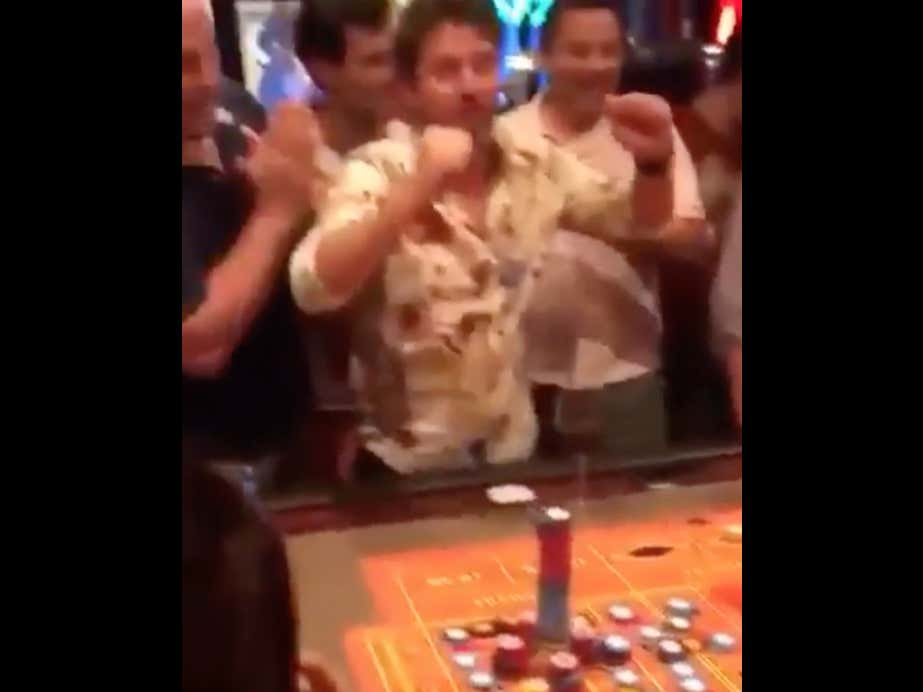 Guy Flips $100K Into $3.6 MILLION On One Number In Roulette
