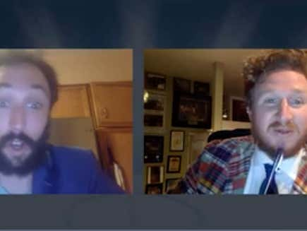Barstool Sports Centre: The Chiclets Cup, Matchup 4 - John Carlson Vs Pete Blackburn