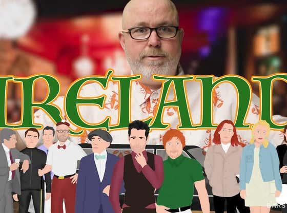 Extra Large: Luck of the Irish