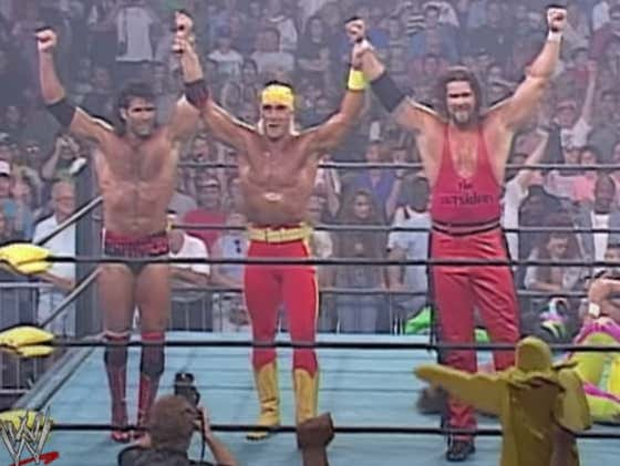 Start Your Week Off Right By Watching The Birth Of The nWo