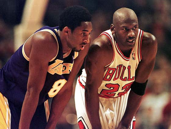 Michael Jordan Has Officially Been Tapped To Present Kobe Bryant At This Year's HOF Induction Ceremony