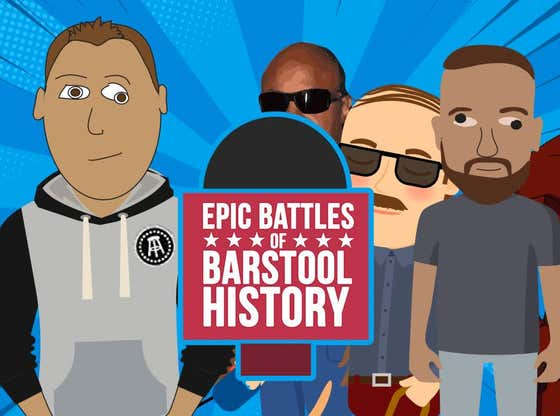 Epic Battles of Barstool History: KFC vs. Blindos