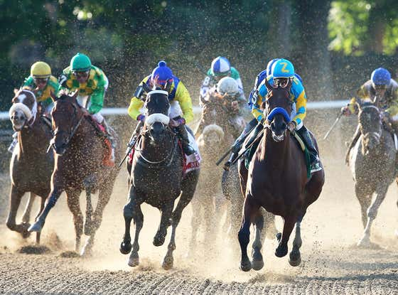 NYRA today announced the 152nd Belmont Stakes will be held on Saturday, June 20 without spectators in attendance