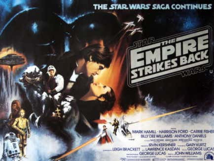 40th Anniversary of the Empire Strikes Back