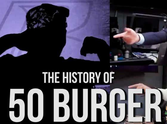 "Stool Slang Season 2 Episode 5: The History of ""50 Burger"""