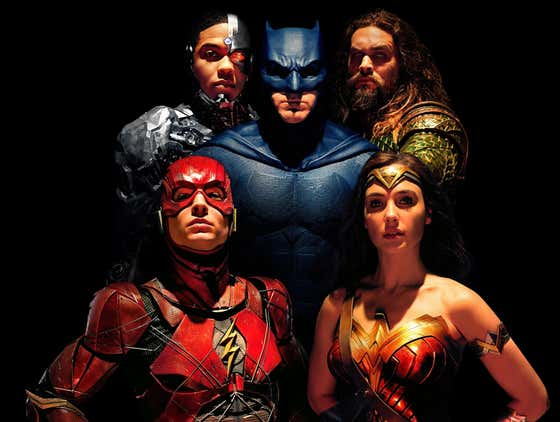 Holy Shit, They're Finally Releasing The Snyder Cut Of Justice League