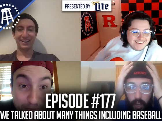 The Short Porch Episode 177: We Talked About Many Things Including Baseball
