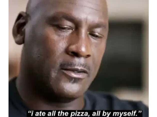 MJ's Trainer Said Jordan Would Make Everyone Order The Same Exact Food As Him After The Utah Pizza Incident