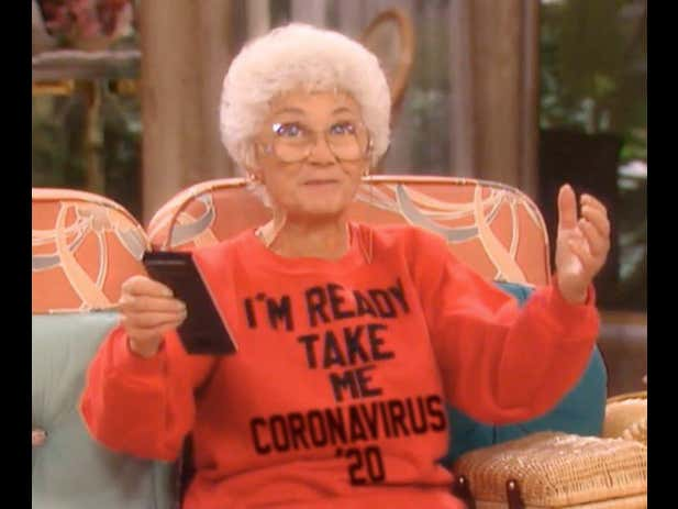 The Golden Girls Blog You Didn't Know You Needed. Comparing Them To Jordan's and Which Would You Rather Sleep With?