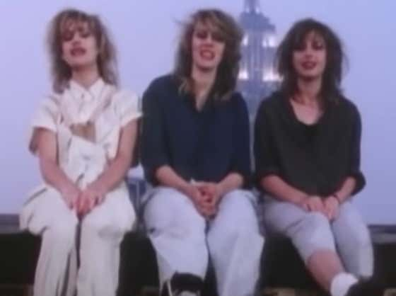 Taking You Into The Weekend With 'Cruel Summer' by Bananarama