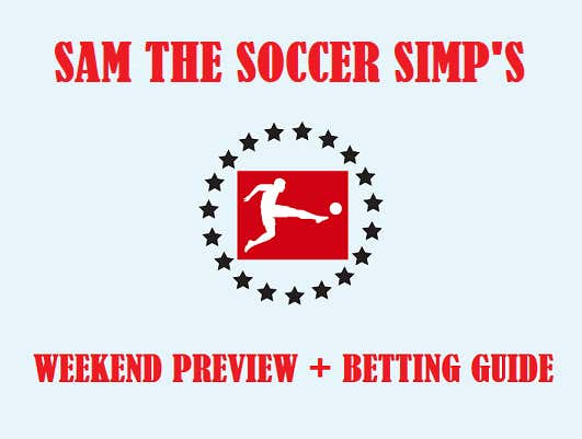 "Barstool's Weekend Soccer Preview – The ""Is Someone Gonna Make a Move?"" Edition"