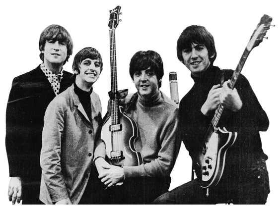 Song Swap - The Beatles vs Led Zeppelin