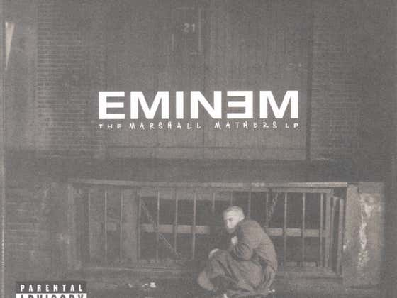 """""""The Marshall Mathers LP"""" Was Released 20 Years Ago Today"""