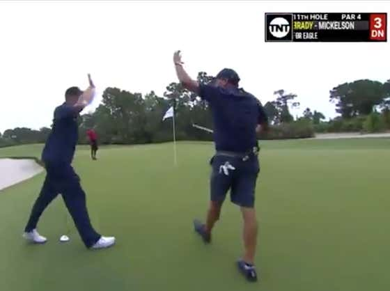 Tom Brady And Phil Mickelson Perfectly Sum Up How The Coronavirus Has Changed Golf Celebrations