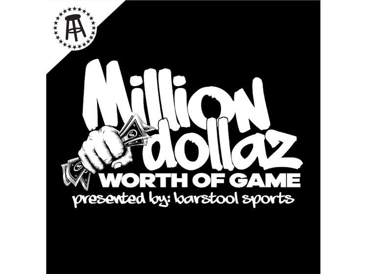"""MILLION DOLLAZ WORTH OF GAME EP:50 """"NO BROWNIE POINTS FOR FATHERS"""""""