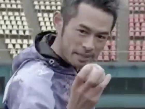 Ichiro Wanted To Take This Time To Remind Everyone That He's The GOAT
