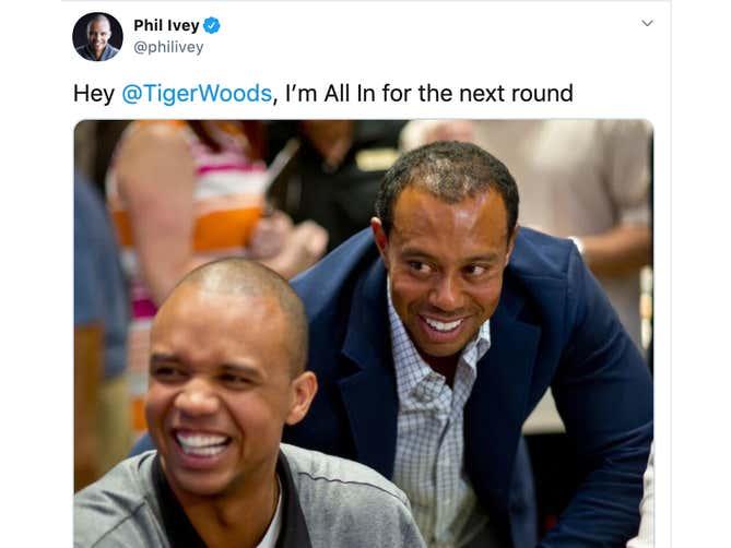 Phil Ivey Wants Next